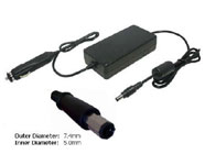 Dell NX061 Laptop Car Adapter, Dell NX061 power supply