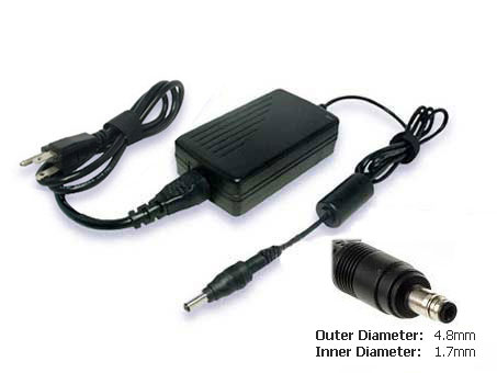 HP COMPAQ Business Notebook nc4000 Laptop AC Power Adapter, HP COMPAQ Business Notebook nc4000 Power Supply