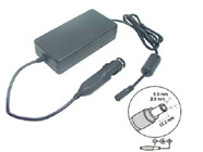 Fujitsu LifeBook A6120 Laptop Car Adapter, Fujitsu LifeBook A6120 power supply