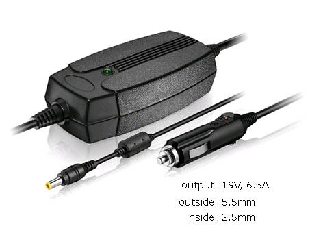 Compaq Presario R3000 Laptop Car Adapter, Compaq Presario R3000 power supply