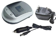 SONY DCR-PC10 Battery Charger, Battery Charger for SONY DCR-PC10